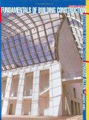 Fundamentals of Building Construction