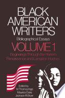 Black American Writers