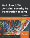 Kali Linux 2018