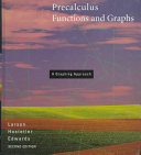 Precalculus Functions and Graphs