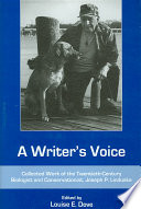 A Writer S Voice