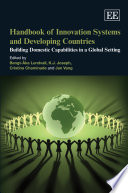 Handbook of Innovation Systems and Developing Countries