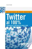Twitter al 100