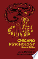 Chicano Psychology