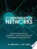 Communication Networks book