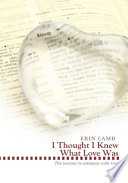 I Thought I Knew What Love Was Book PDF
