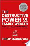 The Destructive Power of Family Wealth The Destructive Power Of Family Wealth