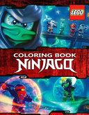 Lego Ninjago Coloring Book