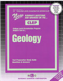 CLEP Geology