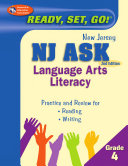 NJ ASK Grade 4 Language Arts Literacy