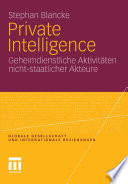 Private Intelligence