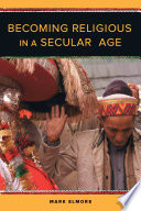Becoming Religious in a Secular Age Pdf/ePub eBook