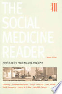 The Social Medicine Reader  Second Edition