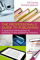 The Professionals  Guide to Publishing