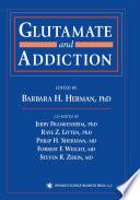 Glutamate And Addiction book