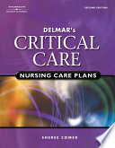 Delmar s Critical Care Nursing Care Plans