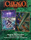 Chicago Chronicles Again Chicago Chronicles Volume 1 Reprints Chicago By