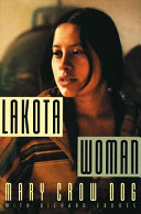 Lakota woman /