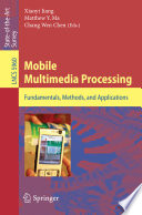 Mobile Multimedia Processing