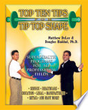Top Ten Tips for Tip Top Shape