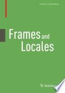 Frames And Locales book