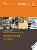 illustration Outil d'évaluation des systèmes de contrôle des aliments: Introduction et glossaire