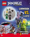 Ninja Mission Lloyd Vs Lord Garmadon