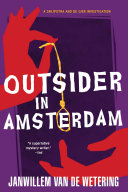 Outsider in Amsterdam In Downtown Amsterdam A Man Is