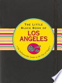 Little Black Book of Los Angeles