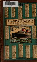 Almanach Hachette