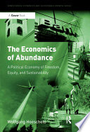 The Economics of Abundance