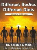 Different Bodies  Different Diets