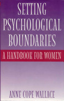 Setting Psychological Boundaries