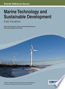 Marine Technology and Sustainable Development  Green Innovations
