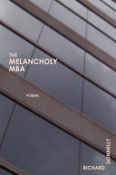 Book The Melancholy MBA