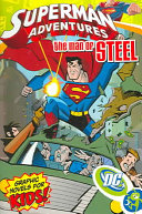 The Man of Steel City Of Metropolis And The Rest Of The