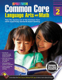 Common Core Language Arts and Math  Grade 2