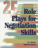 25 Role Plays for Negotiation Skills