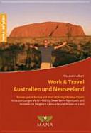 Work and Travel in Australien und Neuseeland