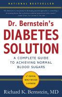 Dr Bernstein S Diabetes Solution