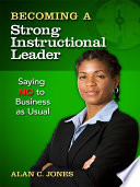 Becoming a Strong Instructional Leader