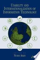 Usability and Internationalization of Information Technology