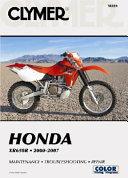 Honda XR650R 2000 2007