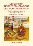 Censorship, Indirect Translations and Non-translation