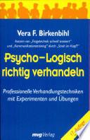 Psycho logisch richtig verhandeln