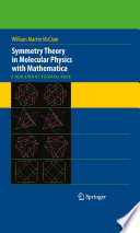 Symmetry Theory in Molecular Physics with Mathematica