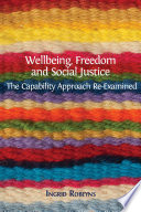 Wellbeing Freedom And Social Justice