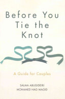Before You Tie The Knot