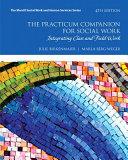The Practicum Companion for Social Work