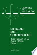 Language and Comprehension